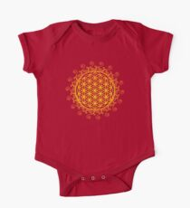 FLOWER OF LIFE, SACRED GEOMETRY, SPIRITUALITY, YOGA, ZEN,  Kids Clothes