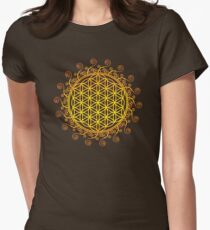 FLOWER OF LIFE, SACRED GEOMETRY, SPIRITUALITY, YOGA, ZEN,  T-Shirt