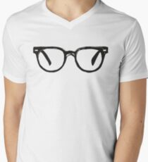 geek  Men's V-Neck T-Shirt