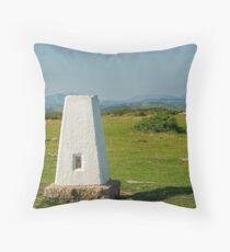 Birkrigg Trig Throw Pillow