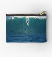 Flying Waimea Bay Studio Pouch