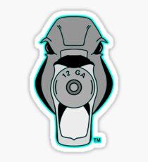 Mallard Down TM Logo  Sticker