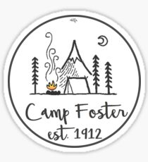 YMCA Camp Foster Sticker