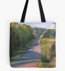 E Survey Road Tote Bag