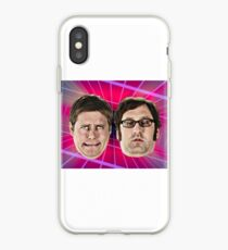 Tim and Eric Awesome Show iPhone Case