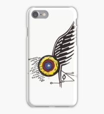 BSG Starbuck's Tattoo and Maelstrom iPhone Case/Skin