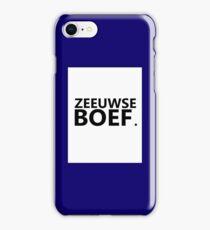Zeeuwse Boef 3 iPhone Case/Skin