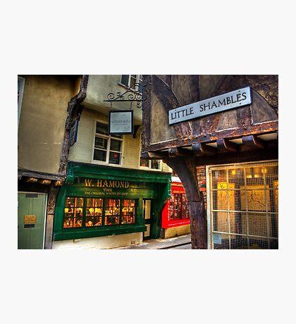 Little Shambles - York Photographic Print