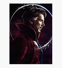 Doctor Strange Photographic Print