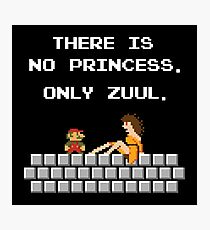 There is No Princess Photographic Print