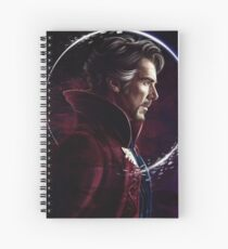 Doctor Strange Spiral Notebook