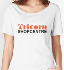 Tricorn Shopcentre Portsmouth Women's Relaxed Fit T-Shirt