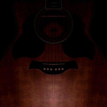Guitar by CreativeRev