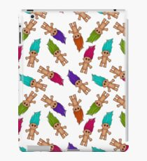 Troll pattern iPad Case/Skin
