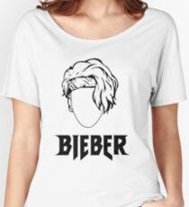 BIEBER Women's Relaxed Fit T-Shirt