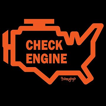 CHECK ENGINE by Namuginga