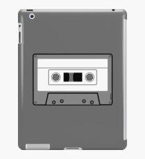 Cassette Tape - Vintage Retro Audio iPad Case/Skin