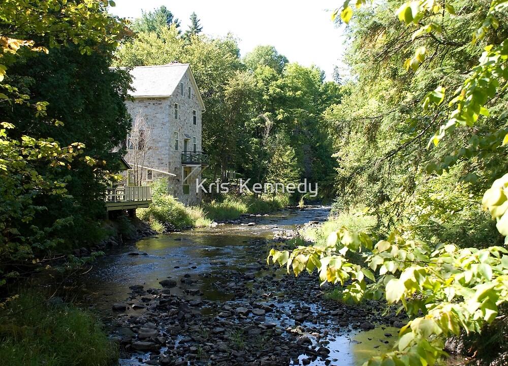 Mill of Kintail, Lanark County by Kris  Kennedy