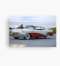 1955 Buick Special Hardtop Canvas Print