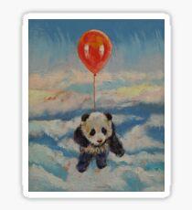 Balloon Ride Sticker