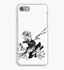 Afro Spider iPhone Case/Skin