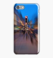 Stop the chaos. iPhone Case/Skin