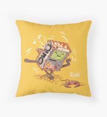 Dance Time Throw Pillow