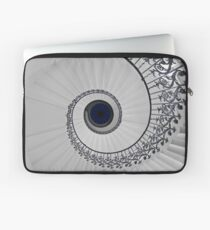 Tulip Staircase, Queens House, Greenwich, England Laptop Sleeve
