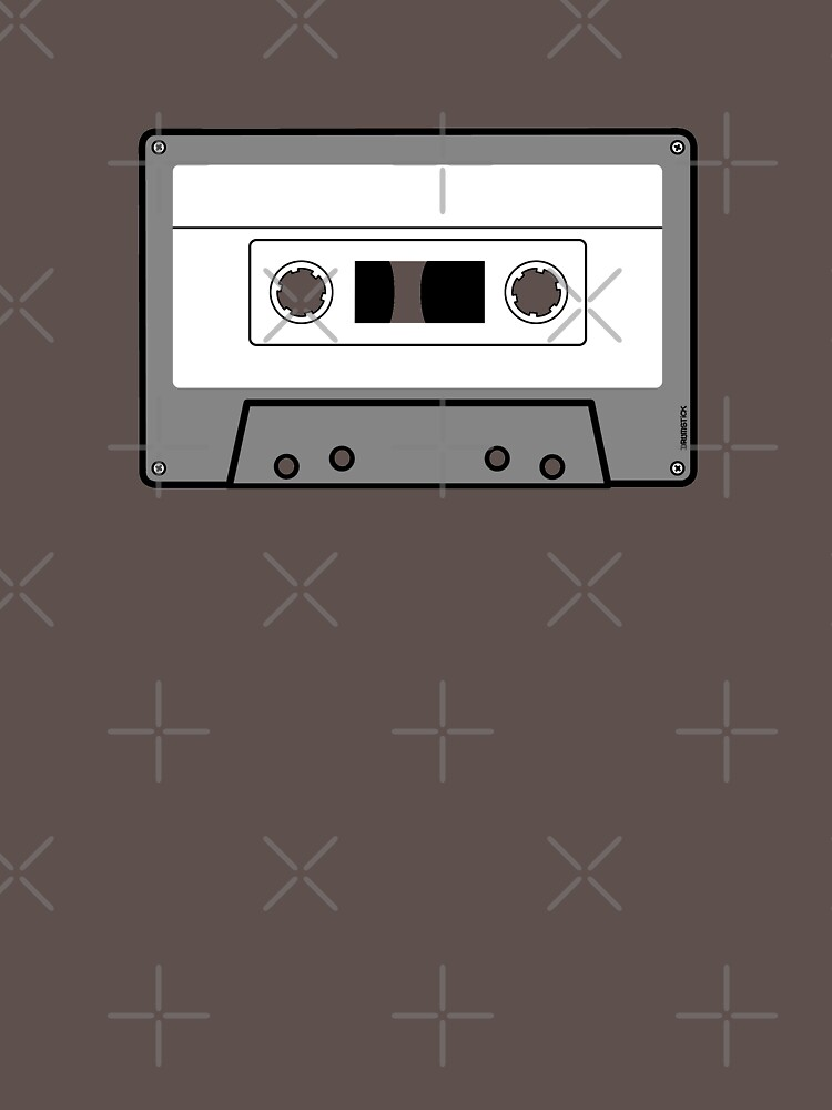 Cassette Tape - Vintage Retro Audio by thedrumstick