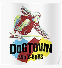 Lords of Dogtown Colors Poster
