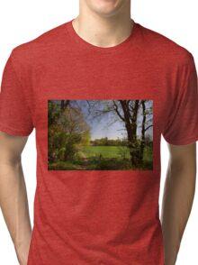 Rural View Tri-blend T-Shirt
