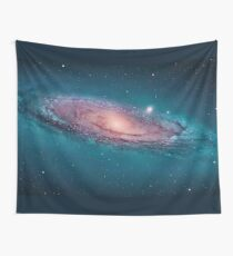 Andromeda Galaxy, space, astrophysics, astronomy Wall Tapestry