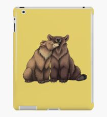 Bear Couple iPad Case/Skin