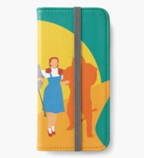 The Wizard of Oz iPhone Flip-Case/Hülle/Klebefolie
