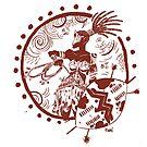 « Afro Amazon » par juniba