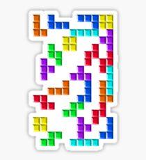 Tetris  Sticker