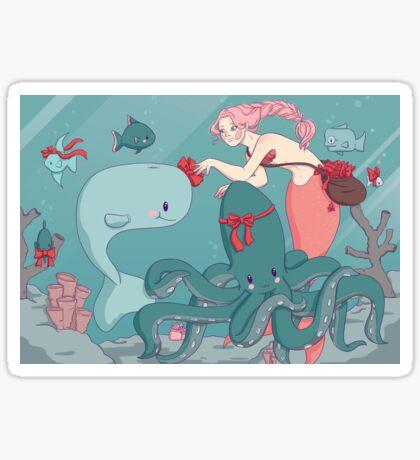 Gift of the Sea Sticker