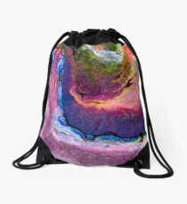 Beautiful Duress Drawstring Bag