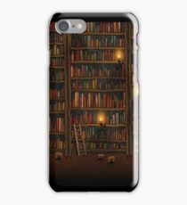 Peaceful Library iPhone Case/Skin