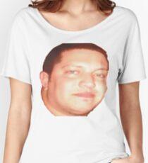SAL VULCANO Women's Relaxed Fit T-Shirt