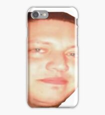 SAL VULCANO iPhone Case/Skin