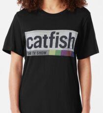 Camiseta ajustada Bagre del programa de televisión