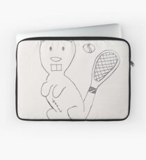 Any Beaver for Tennis?  Laptop Sleeve