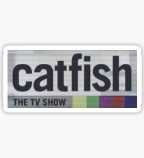 Catfish the TV Show Sticker