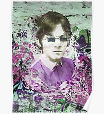 Steve Marriott Small Faces Icon Poster