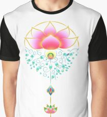 Lotus Graphic T-Shirt