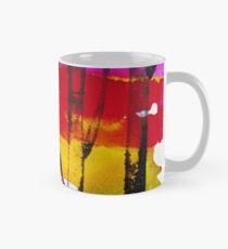 Winter Sunset Mug