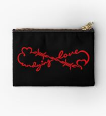 Infinity - Undying Love  VRS2 Studio Pouch