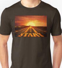 START Unisex T-Shirt