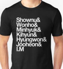 MONSTA X - 몬스타엑스  T-Shirt